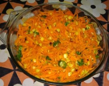 corn carrot