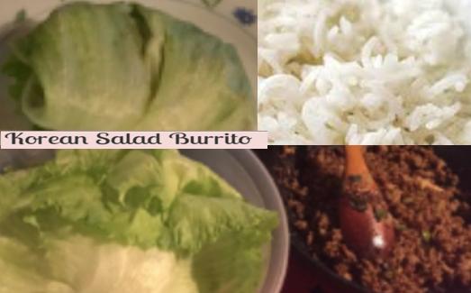 salad Burrito