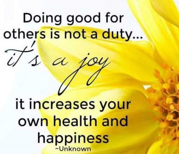 Health and Happiness quote