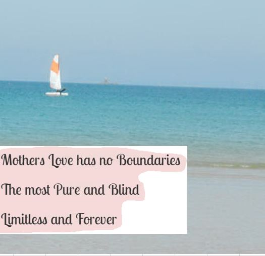 Quotes Mothers Love