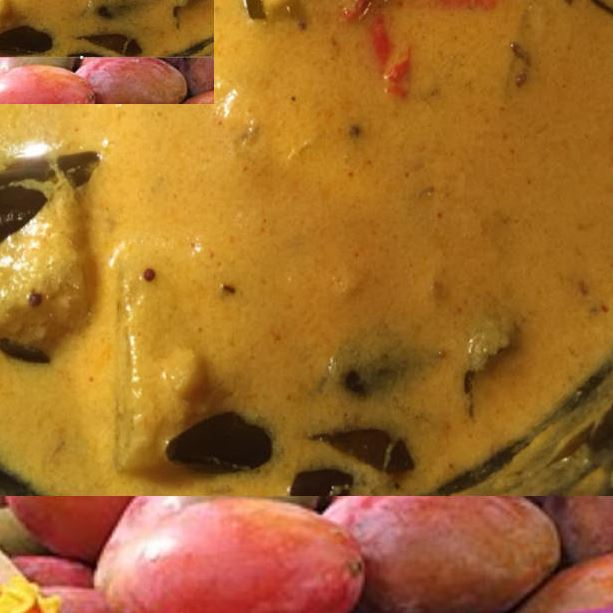 Sweet and Sour Mango Sauce Indian Recipe