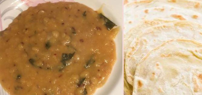 Parippu Thalichathu - Dal Fry Recipe