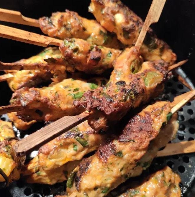 Recipe of Chicken Skewers